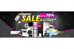 Grab hot Samsung Sero deal at the online Gain City Clearance Sale