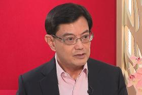 Election must come soon: DPM Heng