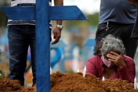 WHO says Americas new epicentre as deaths surge in Latin America
