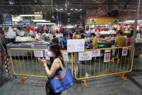Strict safety measures in place for staff and shoppers: Supermarkets