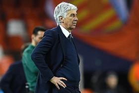 Atalanta coach Gian Piero Gasperini: I was shattered by Covid-19
