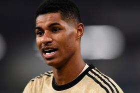 Manchester United striker Marcus Rashford is one of several sports stars to have spoken out against the treatment of George Floyd.