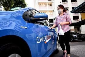 ComfortDelGro cabs can now deliver meds amid surge in demand