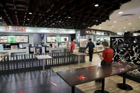 Dining at F&B outlets not possible in phase one: Gan