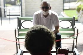 How to keep loneliness at bay for the elderly during Covid-19