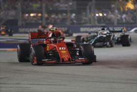 The Singapore Grand Prix has been held annually since 2008.