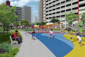 Town councils unveil five-year master plans