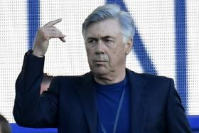 Everton manager Carlo Ancelotti has been accused by prosecutors in Spain of not paying one million euros (S$1.6m) in taxes.