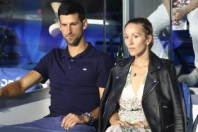 Both Novak Djokovic and his wife Jelena tested positive for Covid-19, while the results of their children were negative.