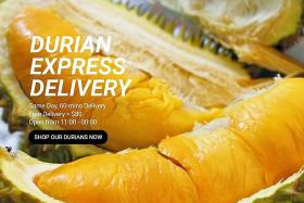 More durian sellers adapt to new normal by moving business online
