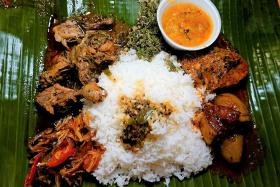 Makansutra: Sri Lankan Food serves up the real deal