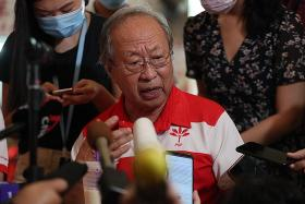 PSP 'coming home' to West Coast, not new to area: Tan Cheng Bock