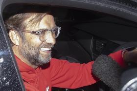 Juergen Klopp is a great man, says Liverpool's throw-in guru