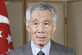 WP's claim of opposition 'wipeout' is a tactic: PM Lee