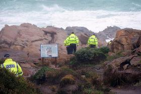 Search continues for Singaporean student swept off rock in Australia