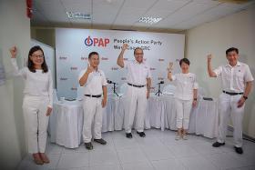 PAP team in West Coast GRC has breadth of experience: Iswaran