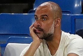 Neil Humphreys: Manchester City face war on two red fronts