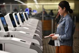 Changi Airport boosts safety by making travel touch-free
