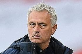 Not the end of the world if Spurs do not secure top-6 finish: Mourinho