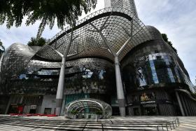 Covid-19 patients visited Orchard Road malls, Jewel while infectious