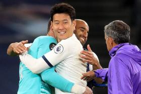 Richard Buxton: Tottenham Hotspur falling apart under Jose Mourinho