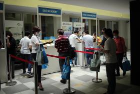 Govt staging community job fairs to help Singaporeans find jobs