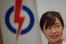 People's Action Party Member and Candidate for the General Election 2020 Tin Pei Ling.