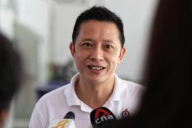People's Action Party Member and Candidate for the General Election 2020 Yip Hon Weng.
