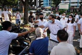 Work has started for PAP's West Coast team: Iswaran