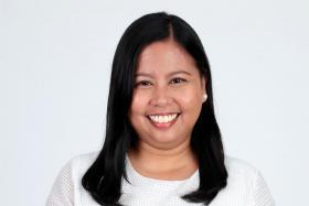 Sembawang GRC MP Mariam Jaafar.