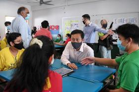 Schools should spur discussions on race, religion: Ong Ye Kung
