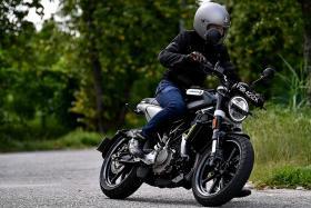 Husqvarna's Svartpilen 200 hits the mark for small bikes