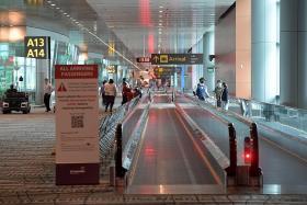 Singapore-China green lane, transit flights add to passenger numbers