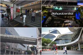 Lucky Plaza, Orchard Central, Orchard Gateway and Plaza Singapura were among the malls visited by Covid-19 patients while they were infectious.