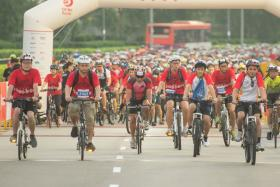 OCBC Cycle 2020 replaced by virtual event due to Covid-19