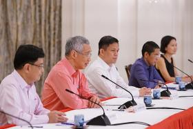 4G team 'in complete unity' behind DPM Heng as leader: Vivian