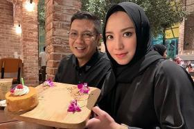 Singaporean husband and wife among 10,000 haj pilgrims this year