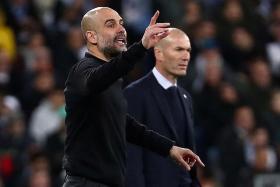 Arsene Wenger tips Man City, PSG for Champions League glory