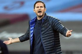 Neil Humphreys: Don't moan about EPL fixture mess, Lampard