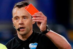 Players deemed to have coughed deliberately at opponents or match officials will be sent off with immediate effect at the grassroots football level in England.