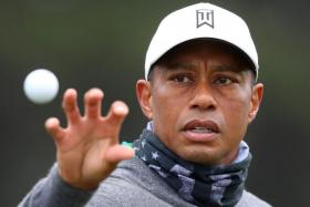 "With the temperature in San Francisco expected to be cool, Tiger Woods says he needs to ""layer up"" at the PGA Championship as his lower back is vulnerable under such conditions."