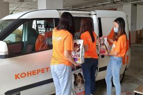 SPCA launches $50,000 Pet Food Support Programme