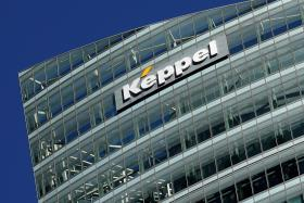 Temasek to pull out of $4.1b partial offer for Keppel Corp
