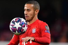 Bayern Munich midfielder Thiago Alcantara has a year left on his contract, but has so far rejected all of the Bundesliga champions' efforts to keep him.