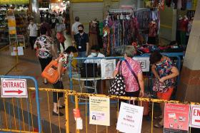 Entry restrictions at 4 popular wet markets to be eased