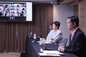 Singapore not returning to pre-Covid world: Chan Chun Sing