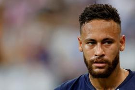 Paris Saint-Germain star Neymar's time to shine among Europe's elite