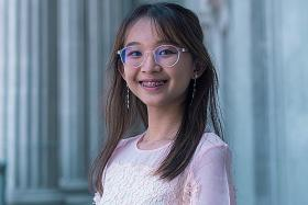Sole President's Scholar off to read linguistics at Brown University