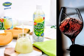 Savour new sips at Cheers, clean with FairPrice Housebrand products