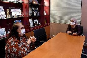 President Halimah urges needy families to seek help early